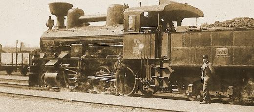 100 lat kolei w Niedrzwicy Dużej