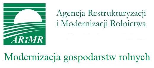 """Nabór wniosków na operacje typu """"Modernizacja gospodarstw rolnych"""""""