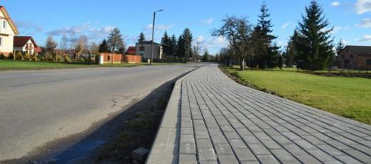 Projekt drogi powiatowej 2259L Strzeszkowice - Lublin