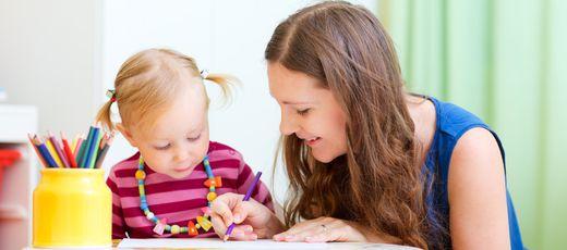 Wybór dziennych opiekunów sprawujących opiekę nad dziećmi do lat 3 na terenie Gminy Niedrzwica Duża