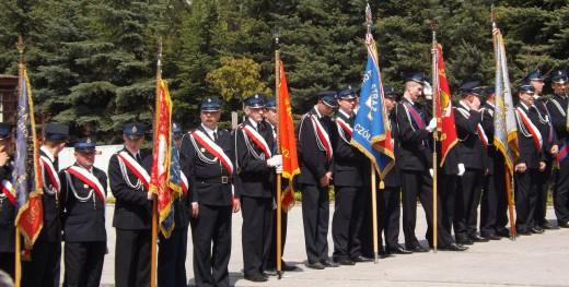 60-lecie jednostki OSP Radawczyk - Gminne Święto Strażaka 26 VI 2016