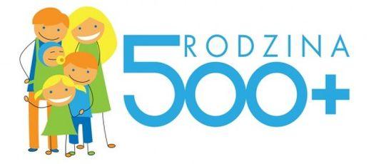 Informacja dla osób pobierających świadczenia wychowawcze 500 plus - 2014.04.07