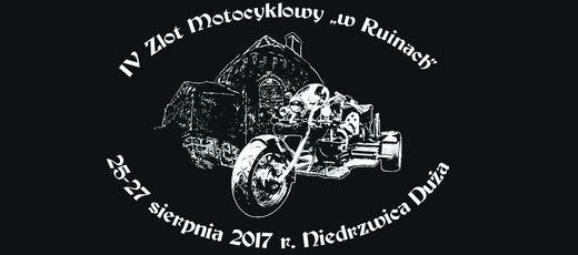 IV Zlot Motocyklowy w Ruinach