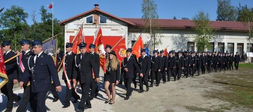 Jubileusz 60-lecia Ochotniczej Straży Pożarnej w Krężnicy Jarej
