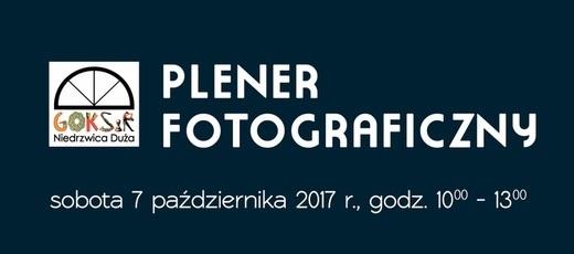 Gminy Ośrodek Kultury, Sportu i Rekreacji zaprasza  na plener fotograficzny!