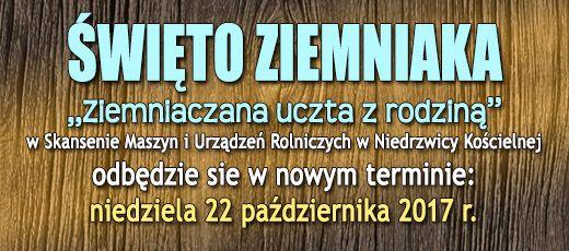 Ziemniaczana uczta z rodziną - 22 października 2017 r.