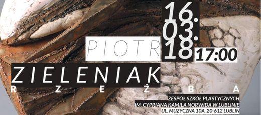 20-lecie pracy twórczej Piotra Zieleniaka