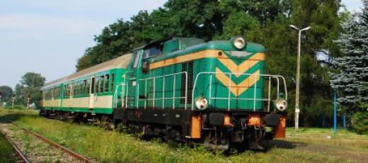 Przywrócenie ruchu pociągów - ostrzeżenie dotyczące przejazdów