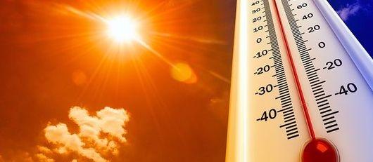 Ostrzeżenie o upałach w dniach 28 sierpnia - 2 września 2019 r.
