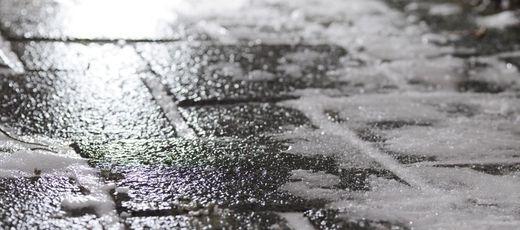 Ostrzeżenie o marznacych opadach deszczu - 3-4.12.2019 r.