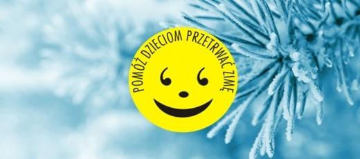 Pomóż Dzieciom Przetrwać Zimę