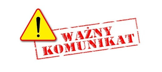 Komunikat Wójta Gminy Niedrzwica Duża -15 marca 2020 r.