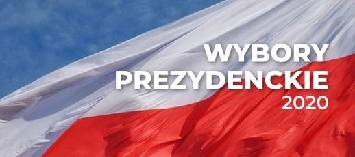 Wyniki głosowania w wyborach Prezydenta Rzeczypospolitej Polskiej z dnia 28 czerwca 2020 roku na terenie Gminy Niedrzwica Duża