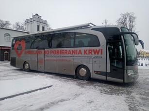 """""""Chwyć czerwoną nitkę"""" - podsumowanie akcji poboru krwi w gminie Niedrzwica Duża"""