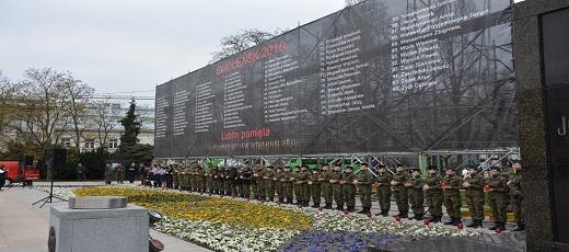 Informacja o lubelskich obchodach 11. rocznicy katastrofy smoleńskiej