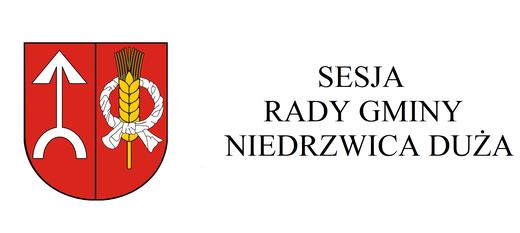 XXXIII sesja Rady Gminy Niedrzwica Duża- 29.06.2021r