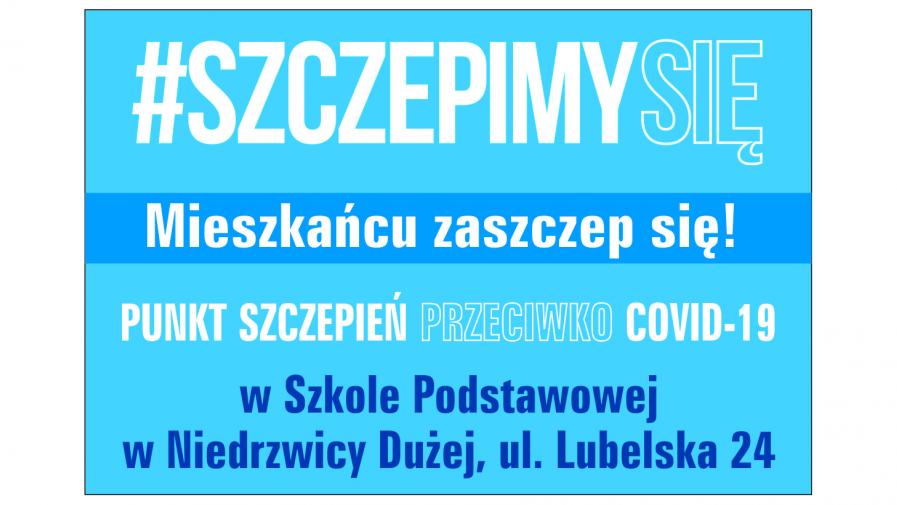 """Dodatkowe szczepienia przeprowadzone w akcji promocyjnej """"Zaszczep się i zdobywaj nagrody"""" w dniu 1.8.2021 r."""