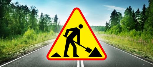 Informacja o utrudnieniach na ul. Leśnej w Niedrzwicy Dużej dnia 25 września 2021 roku